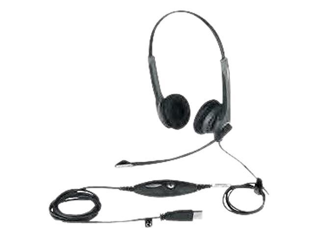 Jabra 20001-495 USB Connector GN2000 USB Duo UC - Headset