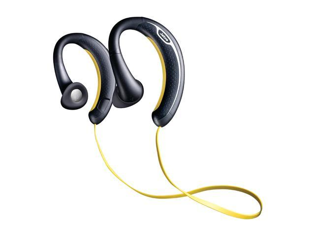 Jabra Black/Yellow 3.5mm Stereo Headset with Omni Directional / Noise Filter / Hi-Fi (100-55400000-02) SPORT CORD