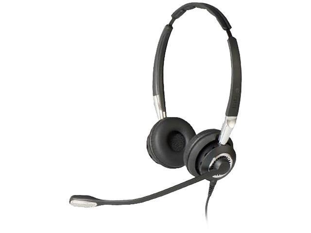 Jabra 2499-829-209 Biz 2400 II Duo USB NC BT UC Headphone