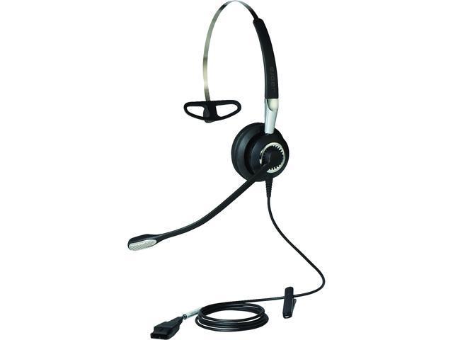 Jabra 2496-829-209 Biz 2400 II Mono USB 3-1 NC BT, UC Headphone