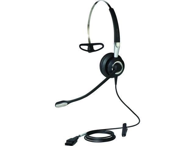 Jabra 2496-829-309 Biz 2400 II Mono USB 3-1NC, CC UC Headphone