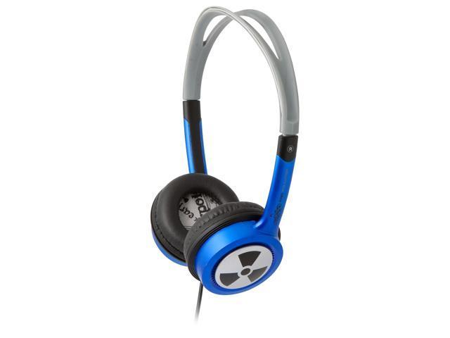 Ifrogz EarPollution EP-TX 3.5mm Connector Circumaural Headphones