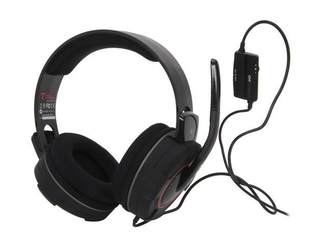 CM Storm Ceres-400 - Gaming Headset with 40 mm Drivers and Volume and Microphone Control