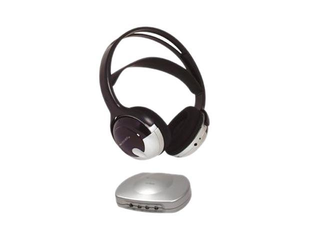 Unisar TV920 3.5mm/ 6.3mm Connector Supra-aural Rechargeable Stereo Wireless TV Headset