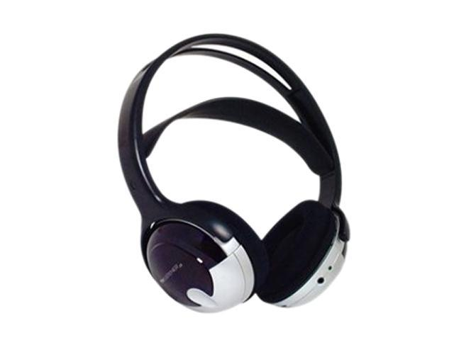 Unisar TV920-HS 3.5mm/ 6.3mm Connector Supra-aural TV Listener J3 Extra Headset