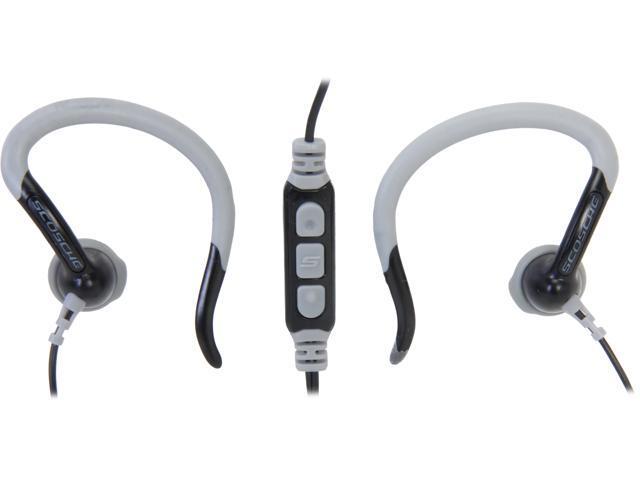SCOSCHE Black HPSC66MBK 3.5mm Connector Earbud Headphone/Headset