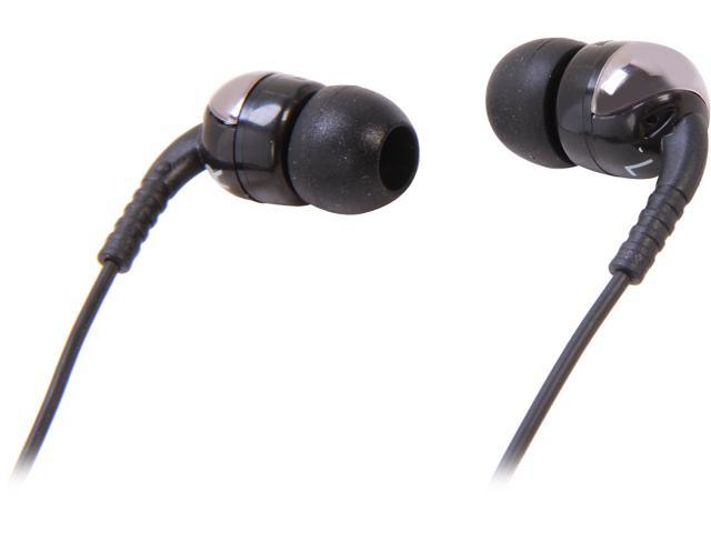 SCOSCHE Black IDR305MD Increased Dynamic Range Earphones with tapLINE Remote & Mic