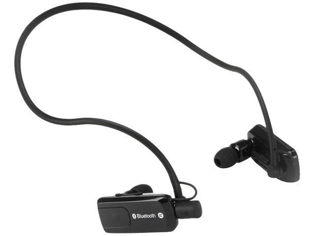 SCOSCHE Black HFBT200 Bluetooth Water Resistant Headphones