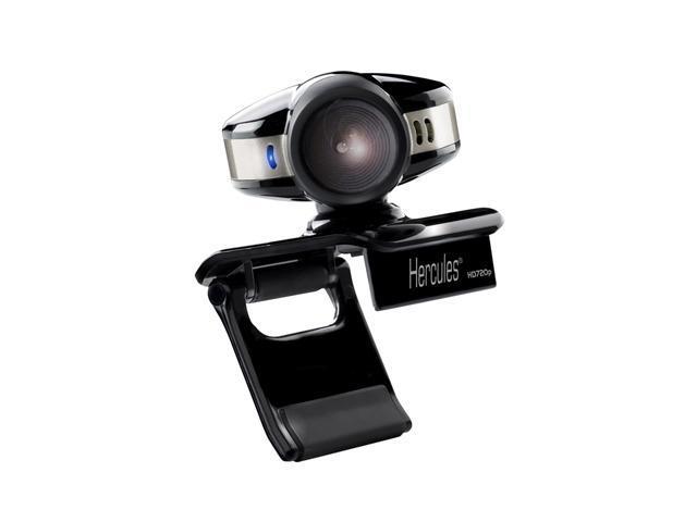 Hercules 4780716 1.0 M Effective Pixels USB 2.0 HD Emotion WebCam
