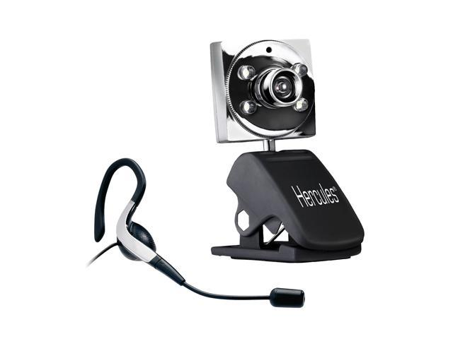 Hercules 4780715 Optical Glass WebCam