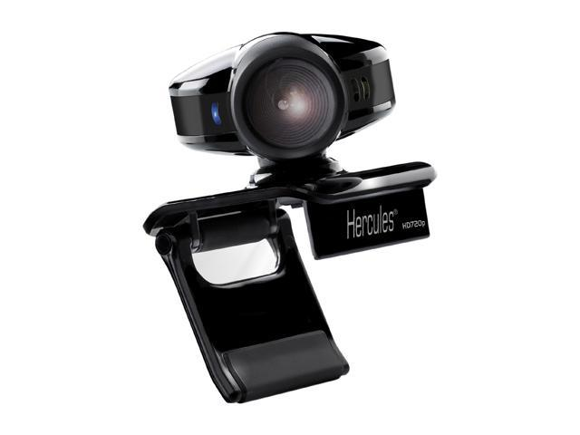 Hercules 4780708 USB 2.0 HD Exchange WebCam