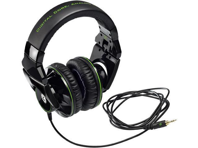 "Hercules Black 4780514 1/8""/3.5 mm stereo mini-jack plug  1/4""/6.35 mm stereo jack adapter Connector Supra-aural HDP DJ-Adv ..."
