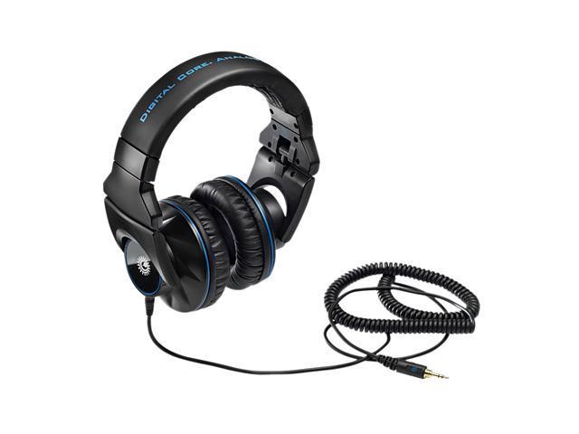 "Hercules 4780581 1/8""/3.5 mm stereo mini-jack plug  1/4""/6.35 mm stereo jack adapter Connector Circumaural HDP DJ-Pro M1001"