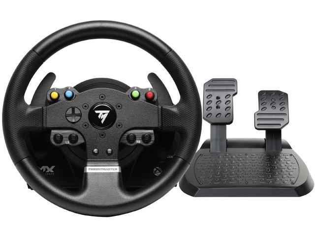 thrustmaster tmx force feedback wheel xbox one. Black Bedroom Furniture Sets. Home Design Ideas