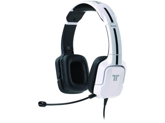 TRITTON Kunai Universal Stereo Headset for PS4, PS3, and X360 - White