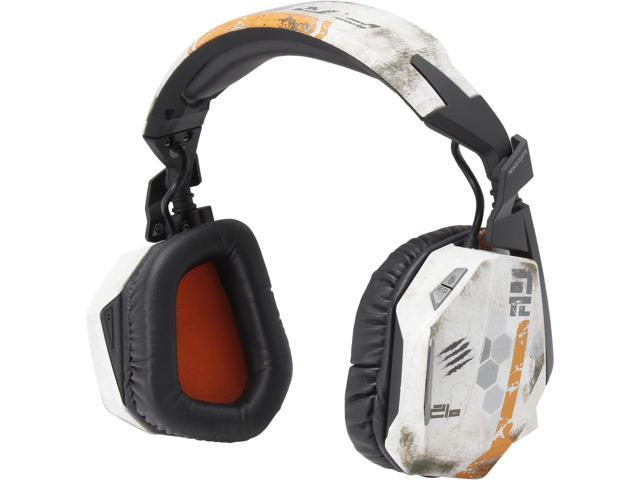 Mad Catz Titanfall F.R.E.Q.4D Stereo Headset for PC, Mac, and Smart Devices