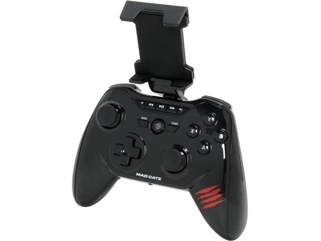 Mad Catz C.T.R.L.R Mobile Gamepad for Android, Amazon Fire TV, Smart Devices, PC, Mac, and M.O.J.O. Micro-Console