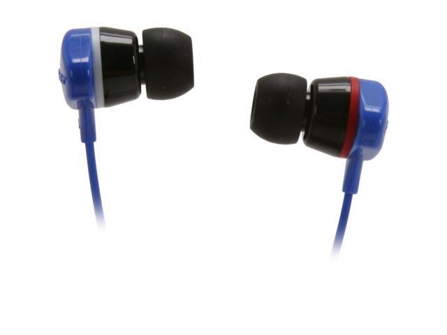 Pioneer Blue SE-CL331-L Canal Water-Resistant Earbud Headphone (Blue)