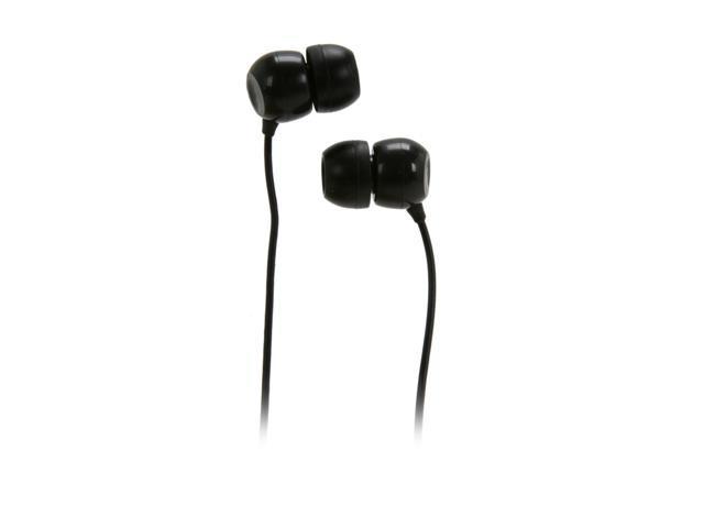 Pioneer SE-CL07-K 3.5mm Connector Canal Headphone - Black