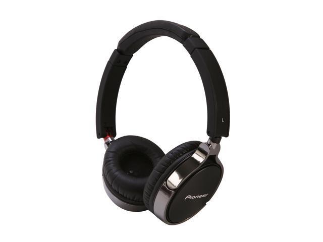 Pioneer SE-MJ591 Supra-aural Audio Headphone