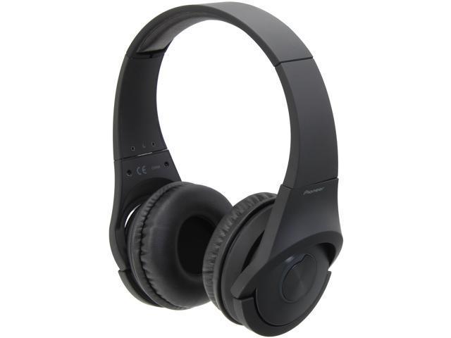 Pioneer SE-MX7 On-Ear Headphones-Black