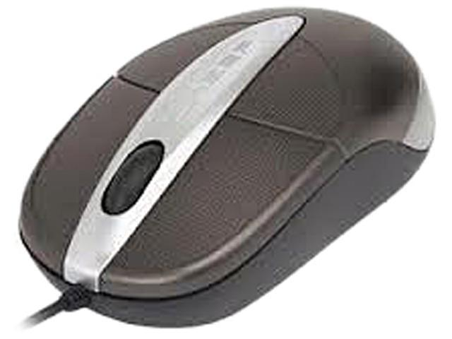 GEAR HEAD LM6000U-CP10 Black Wired Laser Mouse