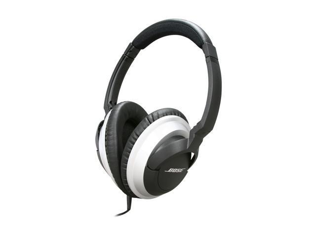 Bose Black AE2 Black Circumaural Audio Headphon