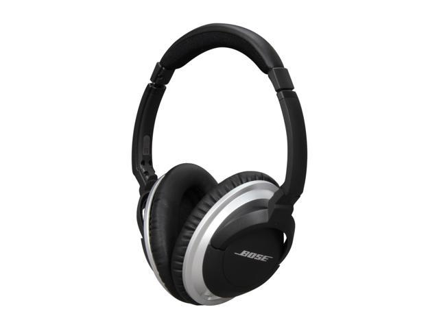 Bose AE2i Audio Headphones with In-Line Mic and Apple Control- Black