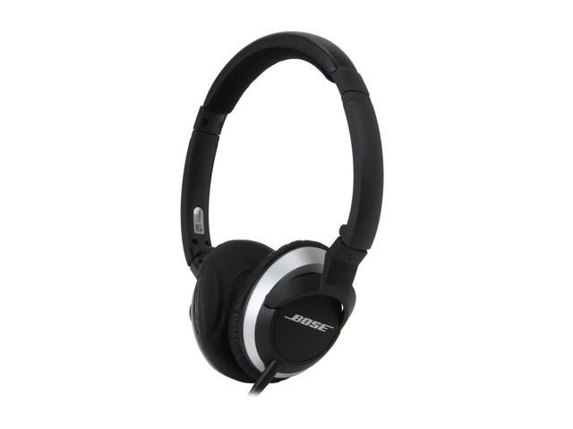 Bose Black OE2 (Black) On-Ear Audio Headphone for Music