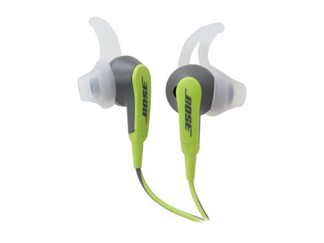 Bose Green SIE2 green In Ear Sport Headphones with Armband - Green