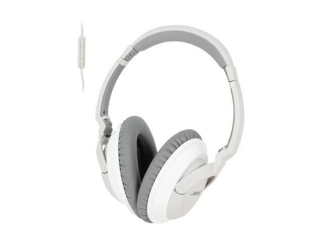 Bose AE2i Audio Headphones with In-Line Mic and Apple Control- White