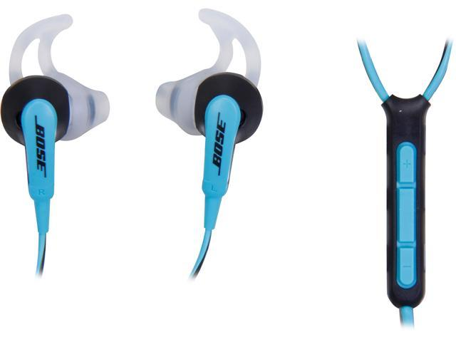 Bose Blue SIE2i Blue 3.5mm Connector In Ear Sport Headphones