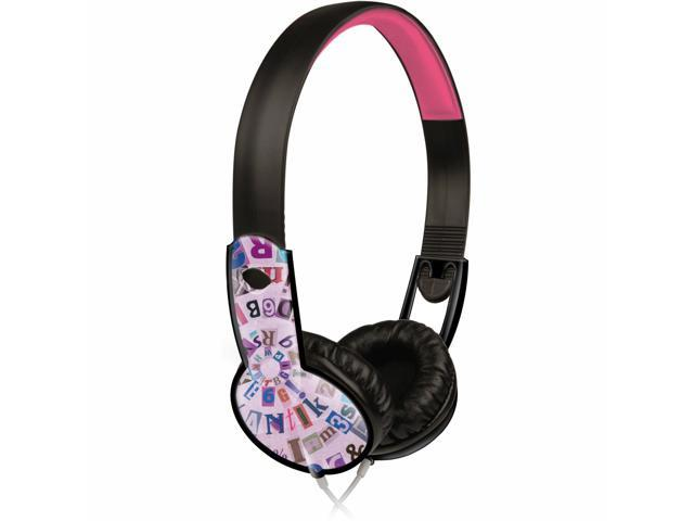 Maxell Purple 190296 Binaural Headphone/Headset