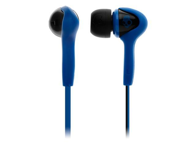 Skullcandy Smokin buds Blue/Blk w mic In Ear Bud S2SBDY-101
