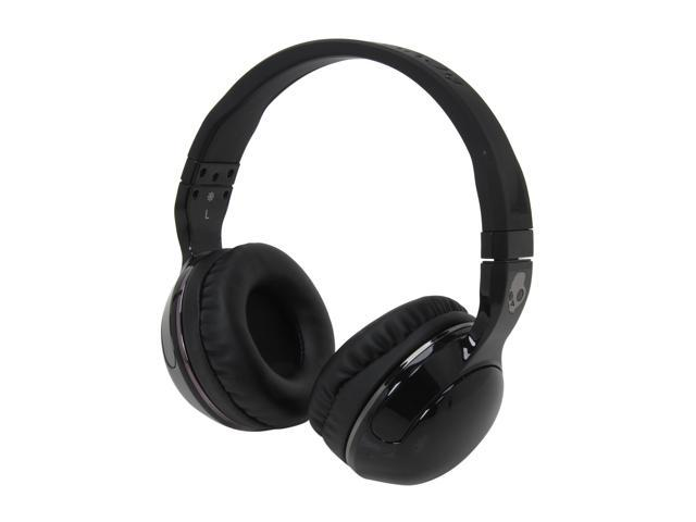 Skullcandy Hesh 2.0 Black/Black S6HSDZ-161 Black/Black with Detatchable Cable