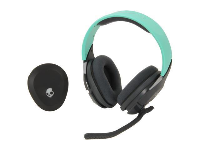 SKULLCANDY PLYR 2 Circumaural Wireless Headset - Teal