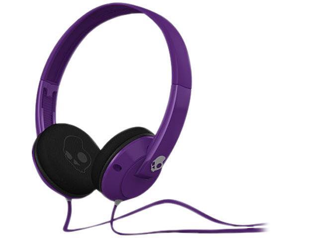 Skullcandy Royal/White Uprock Non Micd Headphone, Royal/ White