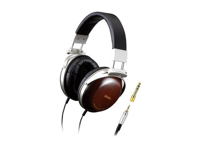 Denon AH-D5000 Circumaural Denon Reference Audio Over-Ear Headphones