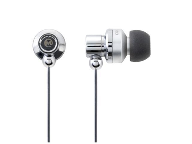 Maximo iM-390 iMetal Isolation Earphones for iPod, MP3 & Air Travel