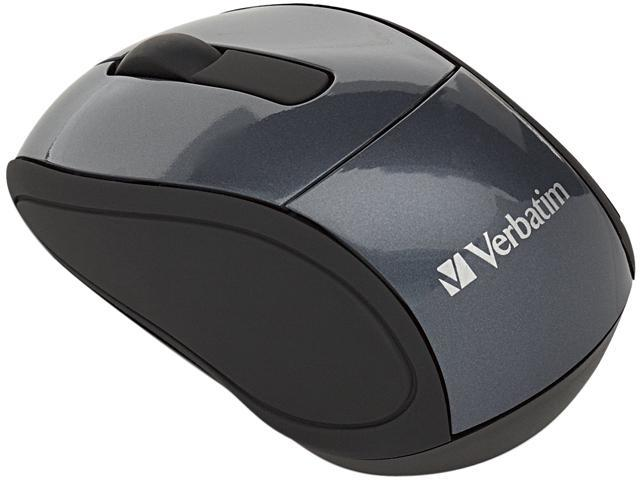 Verbatim 97470 - Wireless Mini Travel Optical Mouse