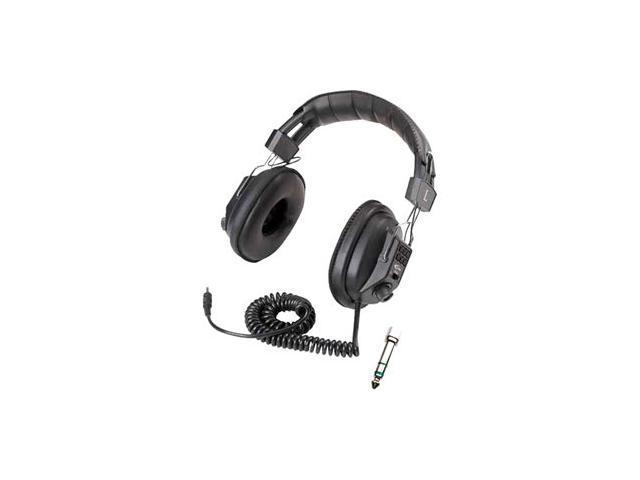Ergoguys 3068A-V Switchable Stereo/Mono Headphones