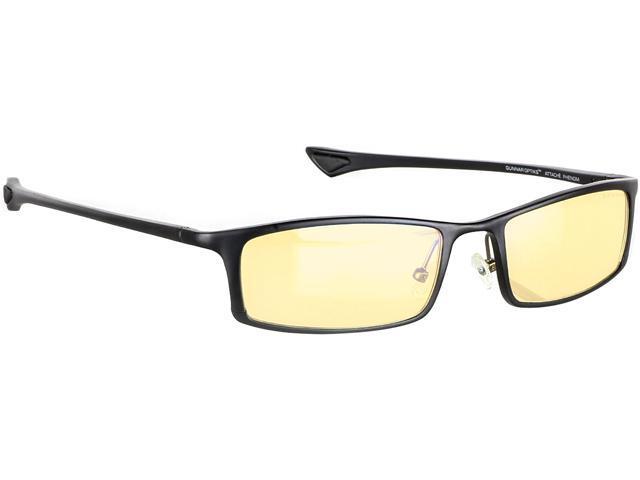 Gunnar Attache Phenom Onyx Advanced Computer Eyewear w/ i-AMP Lens Technology