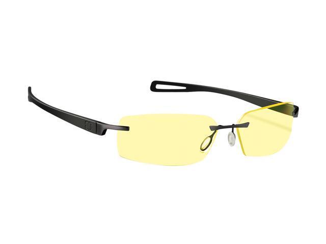 Gunnar Catalyst Edge Onyx Digital Performance Eyewear w/ i-AMP Lens Technology