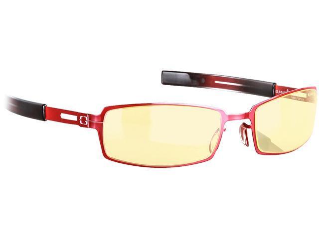 Gunnar PPK-03601 Onyx PPK Gaming Eyewear, Heat/Onyx Frame