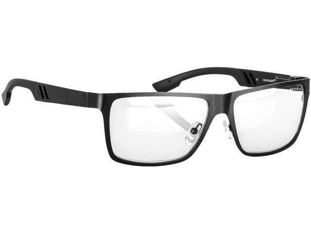 Gunnar VIN-00103 Computer Eyewear - Vinyl Onyx Frame Crystalline Lens