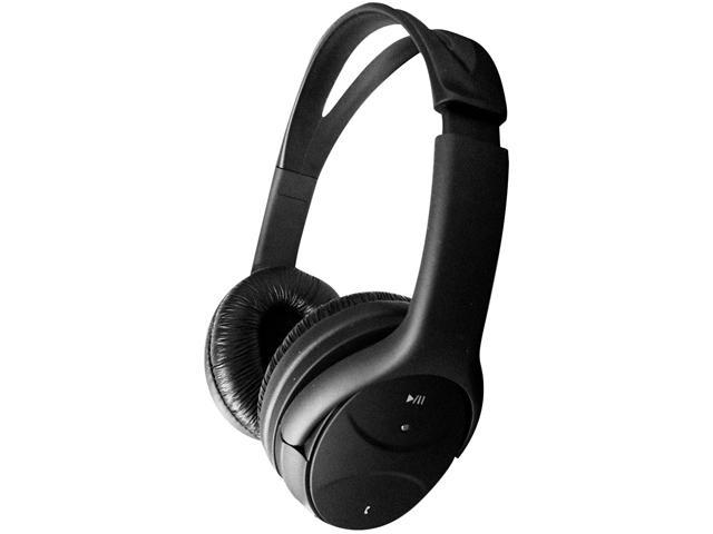 hype one touch bluetooth stereo headphone for bluetooth enabled devices. Black Bedroom Furniture Sets. Home Design Ideas