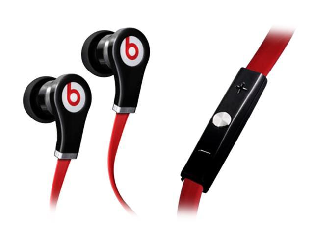 Beats by Dr. Dre Black MH6E2AM/A 3.5mm Connector In Ear Earphone w/ ControlTalk (Black)