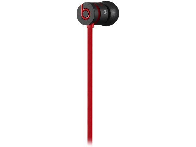 Beats by Dr. Dre urbeats Matte Black MH7H2AM/A In-Ear Earphone with ControlTalk (Black)