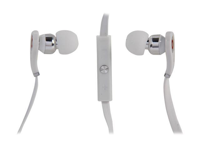 Beats by Dr. Dre MH6F2AM/A In-Ear Earphone with ControlTalk High Performance (White)