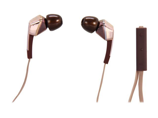 Monster Gratitude MH GRT IE RGLD CT In-Ear Noise Isolating Earphone with ControlTalk